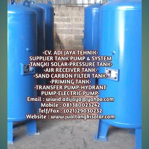 Tangki Kompresor 500 Liter - Air Receiver Tank 500 Liter