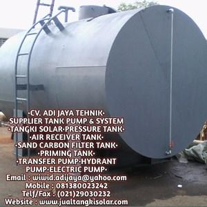 Tangki Solar 8000 Liter - Harga Tangki Solar 8000 Liter