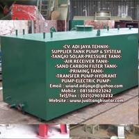 Tangki Solar 5000 Liter - Harga Tangki Solar 5000 Liter 1
