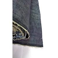 Jual Kain Katun Jeans Atau Denim 7212 5.25 Oz Silver Indigo