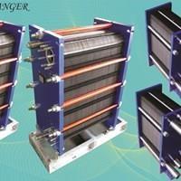 Radiator-Plate Heat Exchanger