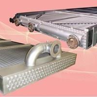 Radiator-Fin Tube Cooler