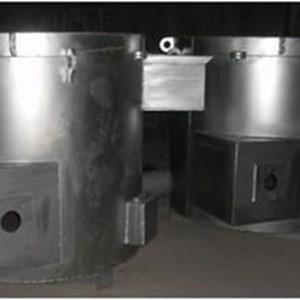 Holding and Melting Aluminium