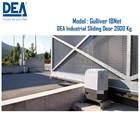 Pembuka Gerbang Otomatis DEA Gulliver 18Net 2000 Kg untuk Pintu Industri 2