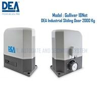 Pembuka Gerbang Otomatis DEA Gulliver 18Net 2000 Kg untuk Pintu Industri