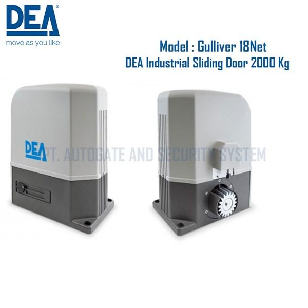 Pembuka Gerbang Otomatis DEA Gulliver 28Net 2000 Kg Industry Door