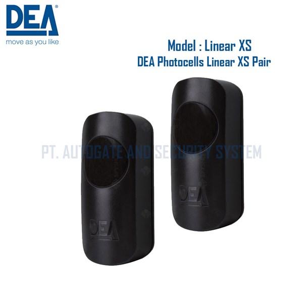 Perlengkapan Gerbang Otomatis DEA Photocells Linear XS