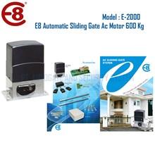 Pintu Pagar Otomatis E8 Automatic Sliding Gate AC Motor 600 Kg E2000