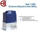 Pintu Pagar Otomatis Sliding Gate 1000 Kg Merk E8 Automatic 1