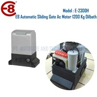 Pintu Pagar Otomatis Sliding Gate 1200 Kg Merk E8 Automatic E2300H