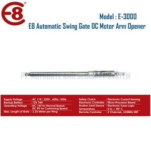 Dari Pintu Pagar Otomatis Swing Gate Arm Opener Merk E8 0