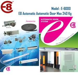 Dari Pintu Otomatis Automatic Door 240 Kg Merk E8 Type E6000 1