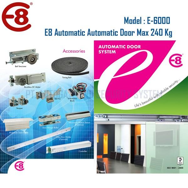 Pintu Otomatis Automatic Door 240 Kg Merk E8 Type E6000