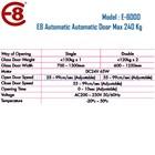 Penutup Pintu Otomatis Automatic Door Autodoor E8 Type E6100 300 Kg  2