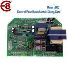 Pintu Pagar Otomatis Mesin Control Panel Board G10 1