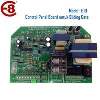 Pintu Pagar Otomatis Mesin Control Panel Board G10