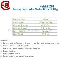 Dari Pintu Industri Model Roller Shutter Rolling Door 600 Kg 1