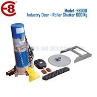 Dari Pintu Industri Model Roller Shutter Rolling Door 600 Kg 0