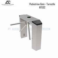Gate Operator Pedestrian Gate Turnstile NTE02
