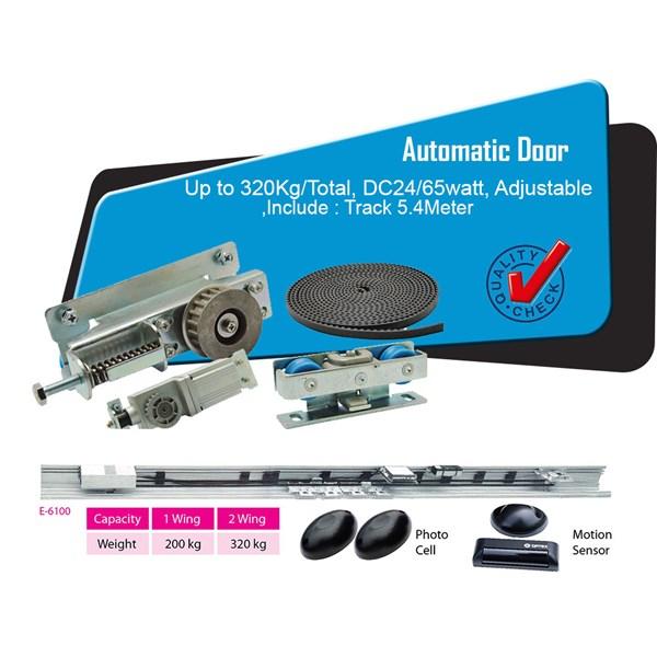 Automatic Door Heavy Duty Indonesia Supplier