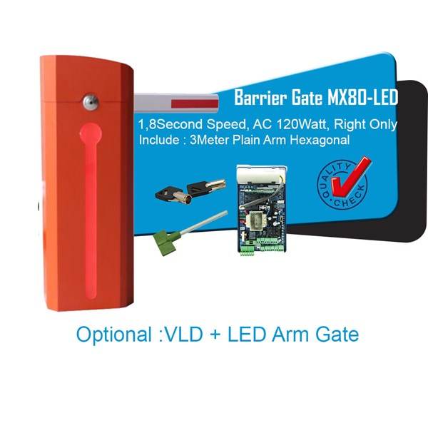MX-80 Barrier Gate LED Original High Quality