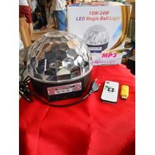 LED Magic Ball Light 18 W - 14 W