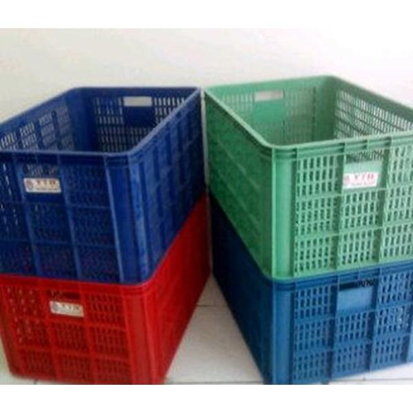 Keranjang Plastik Industri