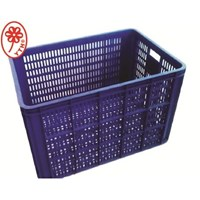 Basket Industry DESIGNATION large perforated blue 06