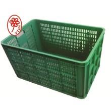 Keranjang Industri YTH 06 besar bolong warna hijau