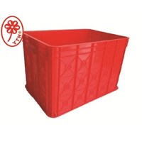 Keranjang Industri YTH 06B besar padat warna merah
