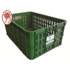 Keranjang Industri Multi fungsi kecil bolong YTH 19 warna hijau 1
