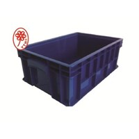 Keranjang Industri Multi fungsi keranjang kecil YTH 52 warna biru