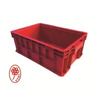 Keranjang Industri Multi fungsi keranjang kecil YTH 52 warna merah 1