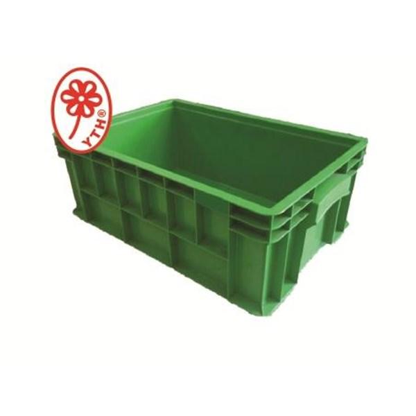 Keranjang Industri Multi fungsi keranjang kecil YKM 52 warna hijau