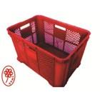 Keranjang Industri Multi fungsi keranjang ikan teri YTH 62 warna merah 1