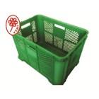 Keranjang Industri Multi fungsi keranjang ikan teri YTH 62 warna hijau 1