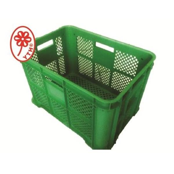 Keranjang Industri Multi fungsi keranjang ikan teri YTH 62 warna hijau