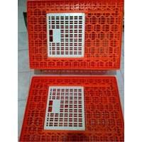 Distributor Keranjang Ayam Kecil YTH 61 warna orange Original- keranjang plastik 3