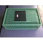 Keranjang plastik-Keranjang Ayam Jumbo YTH-42 Proses Hijau ( Grade Biasa ) k 1
