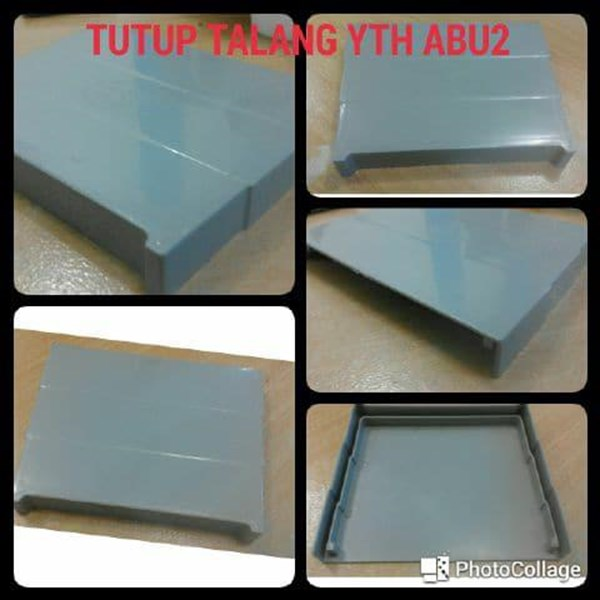 Tutup talang abu-abu ( Talang air)