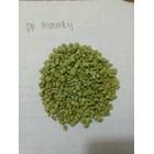 biji plastik gilingan PP hijau mounty 2