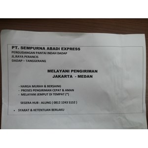 jasa pengiriman barang dan impor  By PT. Yokatta Makmur Perkasa