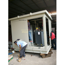 THE KIOSK SUBSTATION TRANSFORMER