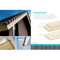 Jual Conwood  Eave 2 In 1  2