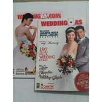 Jual Cetak Majalah Wedding