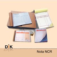 Buku Nota Ncr