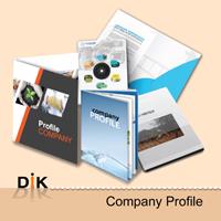 Jual Buku Profil Perusahaan