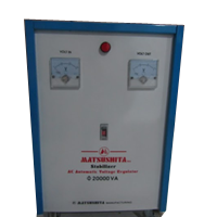 Jual Matsushita Stabilizer 20 KVA 1 Phs