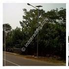 Solar Tiang Lampu Jalan PJU  1