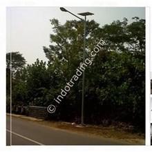 Solar Tiang Lampu Jalan PJU